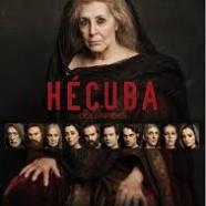 """Alberto Berzal en """"HÉCUBA""""."""