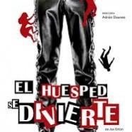 Eleazar en «El huesped se divierte»