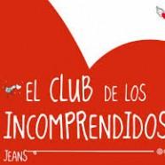 MICHELLE CALVÓ ES UNA DE LAS INTEGRANTES DE «EL CLUB DE LOS INCOMPRENDIDOS»
