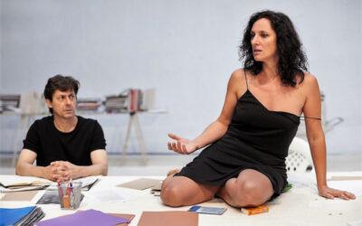 María Morales se sube a los escenarios con ENSAYO y una vez más nos sorprende