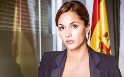 Michelle Calvó protagonista de SECRETOS DE ESTADO